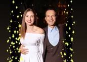Η Μαρένα Καδιγιαννοπούλου και ο Άρης Καβατζίκης