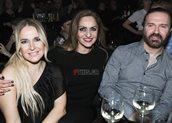 Η Μαρία Ανδρούτσου, η Βίκυ Κουλιανού και ο Γιώργος Βάλαρης