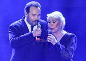 Ο Κώστας Μακεδόνας και η Μαρινέλλα