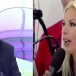 Αννίτα Πάνια: Εισέβαλε στην εκπομπή του Νίκου Σαμοΐλη! Άφωνος ο δημοσιογράφος