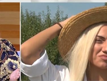 """Χριστίνα Βασιλειάδου! Η αγρότισσα του GNTM αποκαλύπτει:"""" Ο πατέρας μου έφυγε από τη ζωή πριν δύο χρόνια"""""""