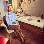 Βίκυ Καγιά: Η throwback φωτογραφία από την επίδειξη μόδας στο Παρίσι