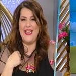 Η on air ατάκα της Κατερίνας Ζαρίφη για τις εγκυμοσύνες της Ελένης Μενεγάκη