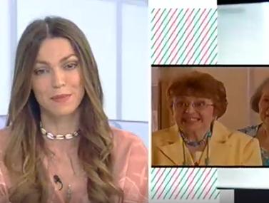 """Κατερίνα Θεοχάρη: Η on air συγκίνηση της """"κοντής"""" του Παρά Πέντε για την Ειρήνη Κουμαριανού"""