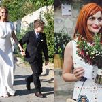 Τζένη Μπαλατσινού: Από αυτά τα λουλούδια αποτελούνταν η ανθοδέσμη της!