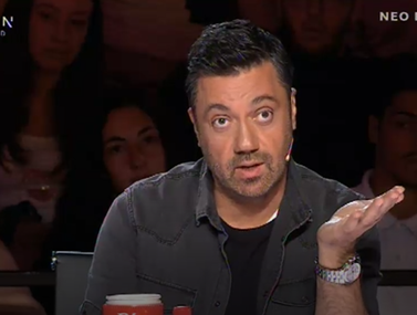 X-Factor: Η σκληρή κριτική του Γιώργου Θεοφάνους σε διαγωνιζόμενο