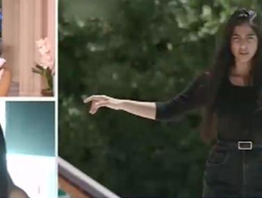GNTM! Έλενα Κάιζερ: Σχολιάζει την συμμετοχή της αδελφής της, Σπυρούλας στο reality του Star