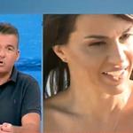 Γιώργος Λιάγκας: Μίλησε πρώτη φορά ανοικτά για τον τσακωμό του με την Χριστίνα Κολέτσα