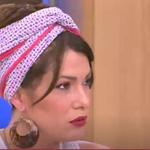 Κλέλια Ρένεση: Πάγωσε όταν η Ελένη Μενεγάκη αναφέρθηκε στην κόρη της!