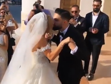 Παντρεύτηκε ο Αντρέας Λέοντας και η Χριστίνα Κονναρή!