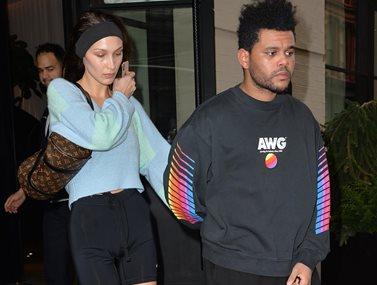 Bella Hadid-The Weeknd : Είναι ξανά μαζί!