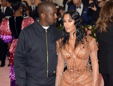 Έντονος τσακωμός για Kim Kardashian και Kanye West! (video)