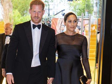Πρίγκιπας Χάρι-Μέγκαν Μαρκλ: Το ορθογραφικό λάθος στο Instagram που ξάφνιασε τους followers