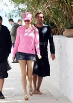 Paparazzi: Δούκισσα Νομικού: Στην Μύκονο με τον Δημήτρη Θεοδωρίδη στον πέμπτο μήνα της εγκυμοσύνης της