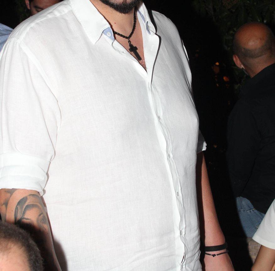 Γνωστός Έλληνας τραγουδιστής έχασε 74 ολόκληρα κιλά!
