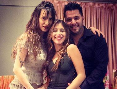 Πάολα: Η τρυφερή φωτογραφία με τον πρώην σύζυγό της, Φώτη Ζογλοπίτη με αφορμή τα γενέθλιά του