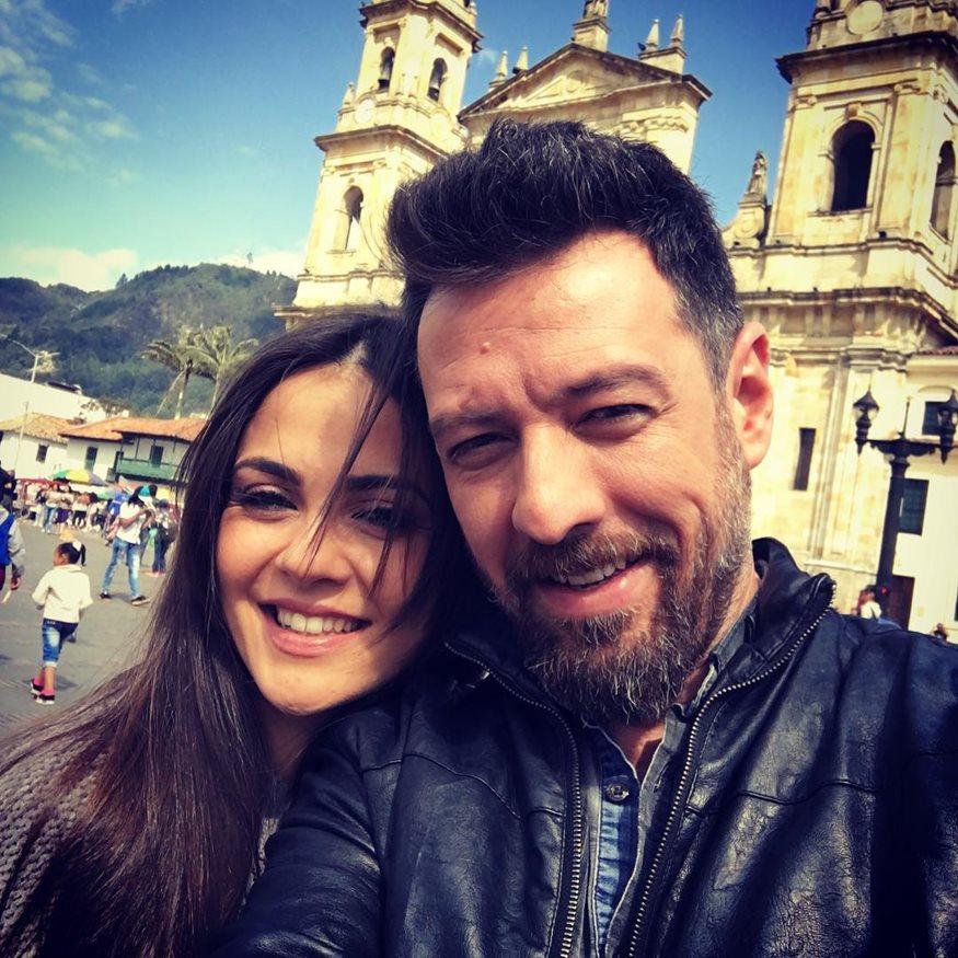 Αγγελική Δαλιάνη – Μάνος Παπαγιάννης: Επέτειος γάμου για το ζευγάρι