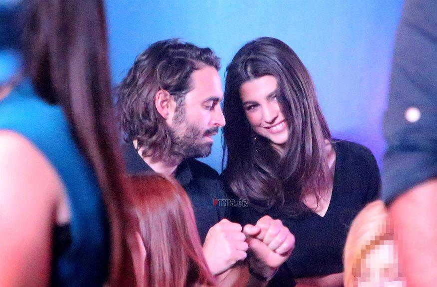 Δανάη Παππά-Λάμπρος Λάζαρης: Είναι ζευγάρι