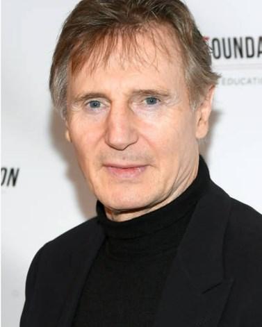 Δύσκολες ώρες για τον χολιγουντιανό ηθοποιό Liam Neeson
