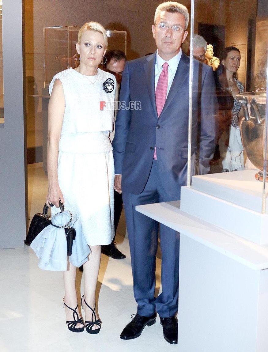 Νίκος Χατζηνικολάου: Η τρυφερή φωτογραφία για την επέτειο του γάμου του με την Κρίστυ Τσολακάκη
