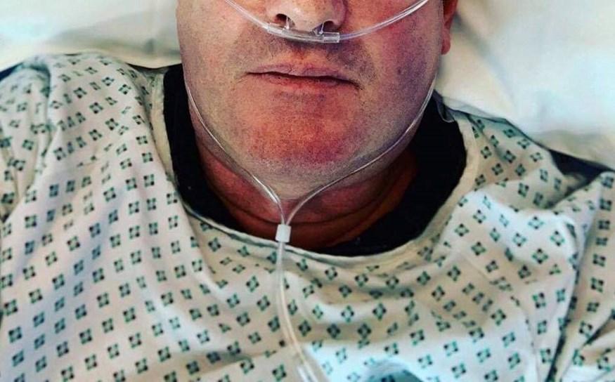 Σε ιδιωτικό νοσοκομείο νοσηλεύεται πασίγνωστος παρουσιαστής