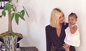 Κλοε Καρντάσιαν: Μας δείχνει το παιδικό δωμάτιο της κόρης της