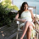 Φωτεινή Αθερίδου: Ο καλοκαιρινός προορισμός που επέλεξε στον έβδομο μήνα της εγκυμοσύνης της