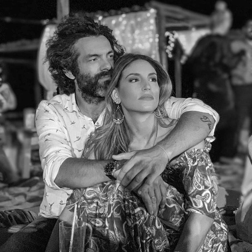Αθηνά Οικονομάκου: Οι δημόσιες ευχές για τα γενέθλια του συζύγου της, Φίλιππου Μιχόπουλου