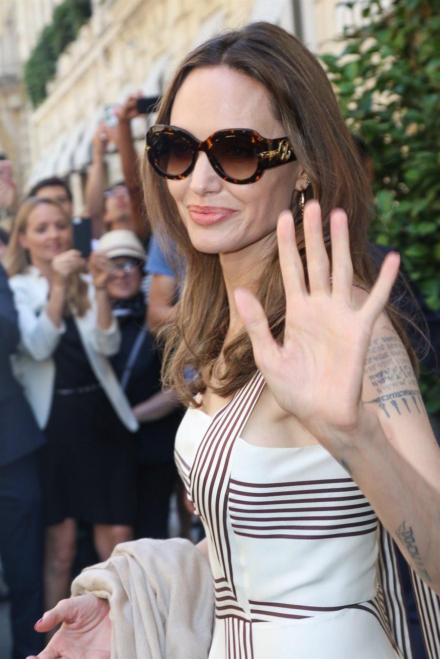 Angelina Jolie: Νέο μέλος για την οικογένειά της