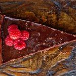 Σοκολατένια τάρτα