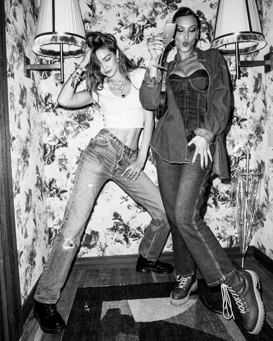 Gigi Hadid: Έτσι ευχήθηκε χρόνια πολλά στην αδερφή της, Bella
