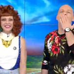 Νίκος Μουτσινάς: Οι on air ευχές για την ονομαστική εορτή της Ζέτας Μακρυπούλια