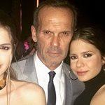 Πέτρος Κωστόπουλος: Στη Μύκονο με τις κόρες του, Αμαλία και Αλεξάνδρα