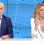 Νίκος Μουτσινάς-Έλλη Στάη: Παρουσίασαν δελτίο ειδήσεων... Για την παρέα