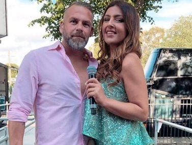 Νίκος Παναγιωτίδης: Μας δείχνει για πρώτη φορά την σύζυγό του