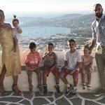 Ολυμπία Χοψονίδου: Στον παιδότοπο με τα παιδιά της (video)