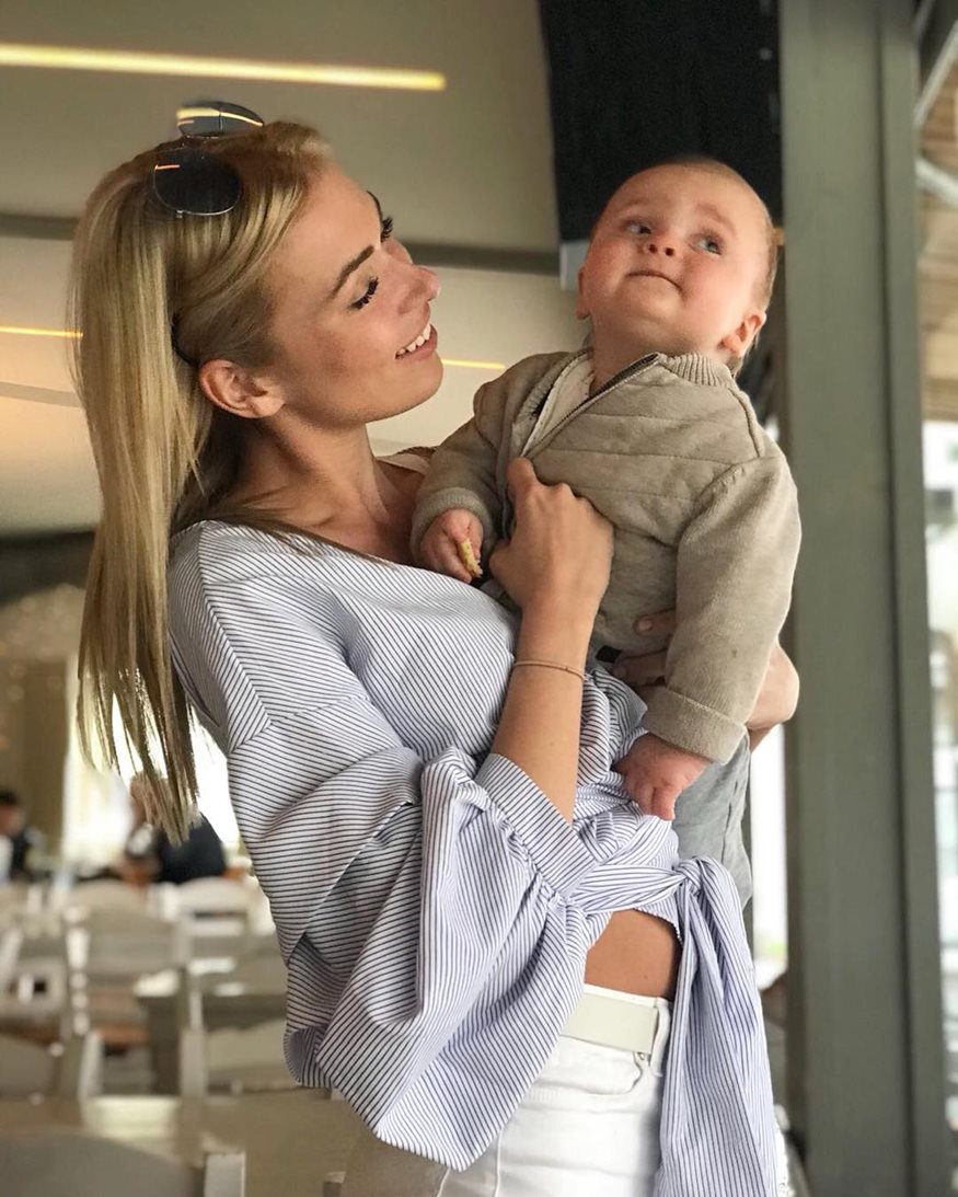 Μικαέλα Φωτιάδη: Η νέα αφοπλιστική απάντηση για τα σχόλια που δέχεται σχετικά με το παιδί της!