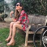 Δέσποινα Βανδή: Ποζάρει με την κούκλα κόρη της, Μελίνα!