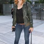 """Γνωστή Ελληνίδα ηθοποιός αποκαλύπτει: """"Έχω τρακάρει αρκετές φορές με το μηχανάκι! Έχω σπάσει ένα χέρι"""""""