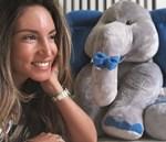 Αθηνά Οικονομάκου: Αυτό είναι το γεύμα που ετοίμασε για τον ενός έτους γιο της, Μάξιμο