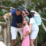 Paparazzi! Φωτεινή Δάρρα - Γιώργος Παπαχριστούδης: Εκδρομή μαζί με την κόρη τους
