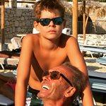 Πέτρος Κωστόπουλος: Οι τρυφερές ευχές για τα γενέθλια του γιου του, Μάξιμου