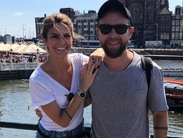 Νατάσα Σκαφιδά-Γιάννης Βαρδής: Επέτειος γάμου για το ζευγάρι
