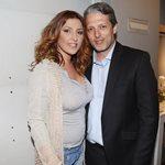 Έλενα Παπαρίζου: Σπάνια έξοδος με τον σύζυγο της Ανδρέα Καψάλη!