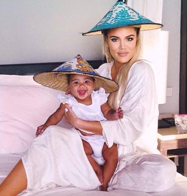 Κλόε Καρντάσιαν: Το τρυφερό βίντεο με την 9 μηνών κόρη της να μπουσουλάει