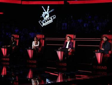"""Νέα ανατροπή στο """"The Voice"""": Ο Γιώργος Λιανός στα backstage! Αυτή θα είναι η παρουσιάστρια"""