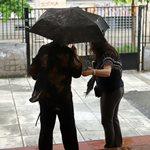 Βροχερός ο καιρός σήμερα Δευτέρα του Αγίου Πνεύματος