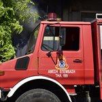 Φωτιά στην Αρτέμιδα κοντά σε σπίτια