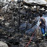 Φωτιά τώρα στην Κέρκυρα: Εκκενώθηκαν δύο χωριά