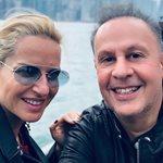 Μαρία Μπεκατώρου - Αντώνης Αλεβιζόπουλος: Δείτε με ποιον παρουσιαστή περνούν τις διακοπές τους